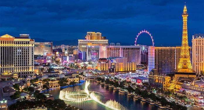 Receita dos cassinos de Nevada em agosto supera números de 2019