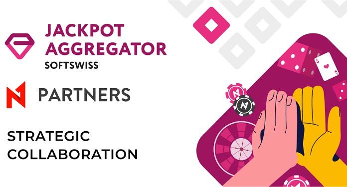 SOFTSWISS Jackpot Aggregator anuncia primeira parceria com N1 Partners Group