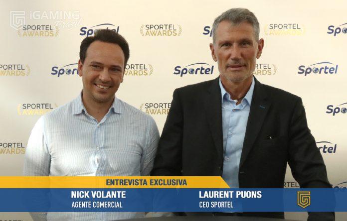 Laurent Puons e Nick Volante